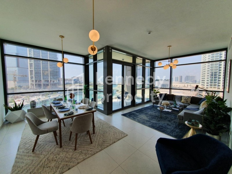 Spacious Duplex | Brand New Tower | Luxurious