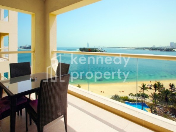 Stunning Sea View | High ROI | Vacant Now