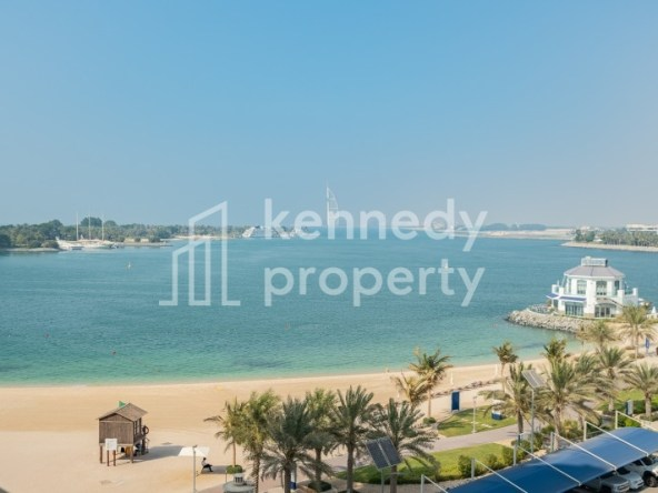 Fully Furnished | Amazing Sea View | High ROI