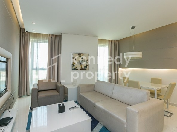 Fully Furnished | Large Layout | Vacant Now