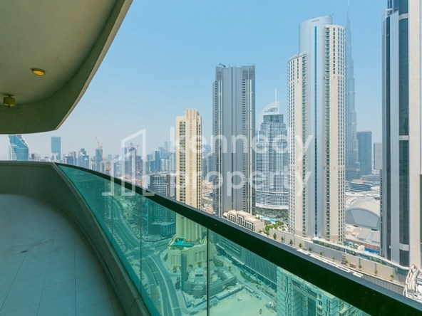 High Floor | Fully Managed | Prime Location