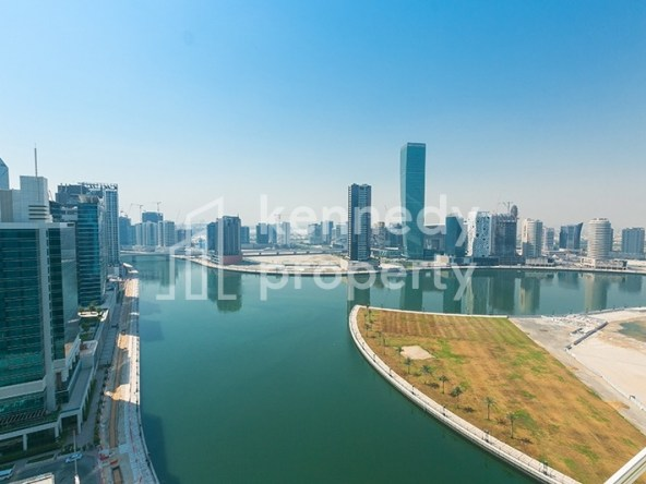 Lake View | Fully Furnished | High Floor
