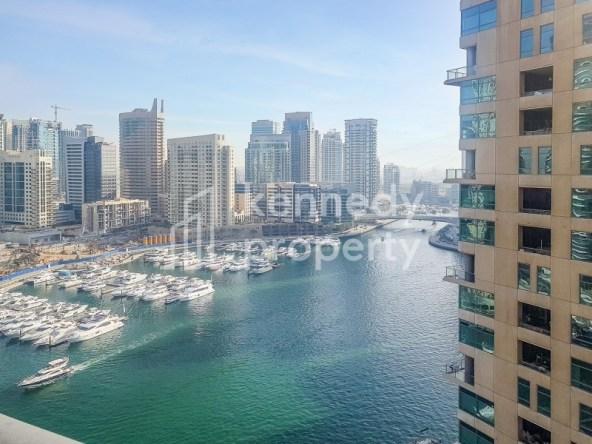 Stunning Marina View | High Floor | Large Terrace