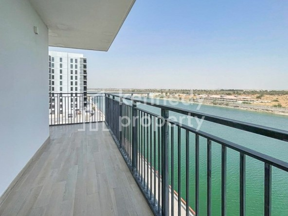 Full Canal View | Spacious Balcony | Study Room