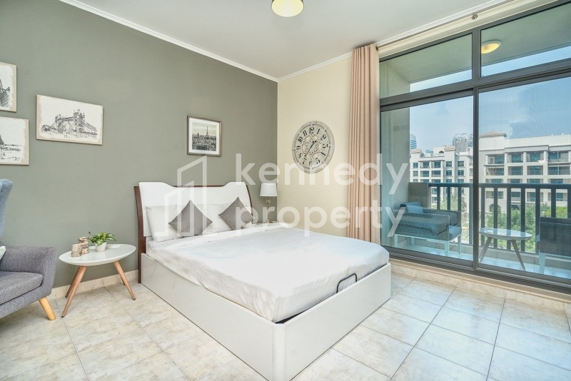 10% ROI | Fully Furnished | Full Canal View