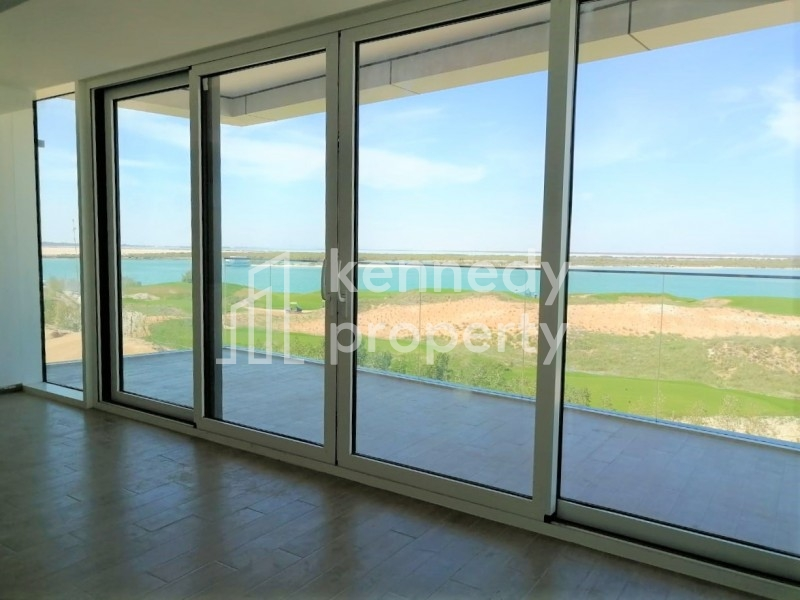 Golf and Sea View   Great Investment   Maids Room