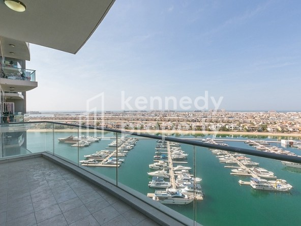 Marina View | High Floor | Well Maintained