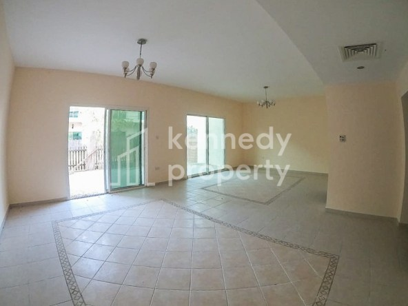 Vacant Now | Well Maintained | Maid's Room
