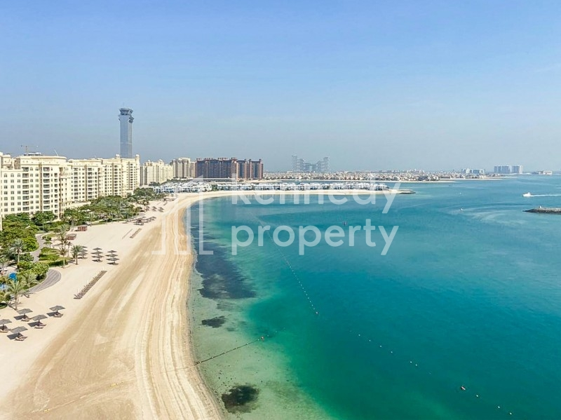 Full Sea View | Large Balcony | Ready to Move In