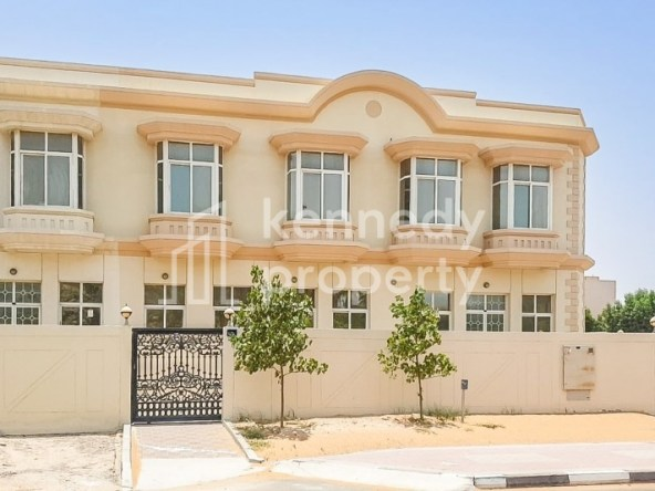 Independent Villa | Spacious Layout | Maids Room