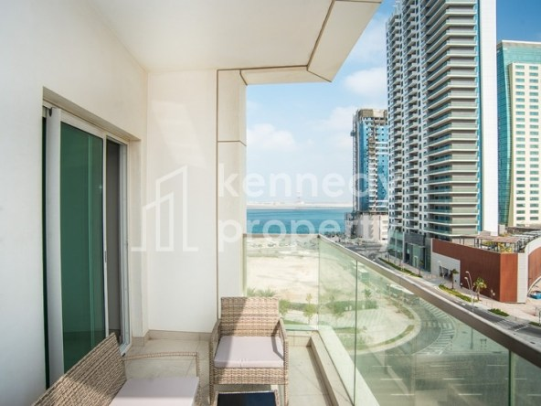 Furnished I Bills Included I Partial Sea View