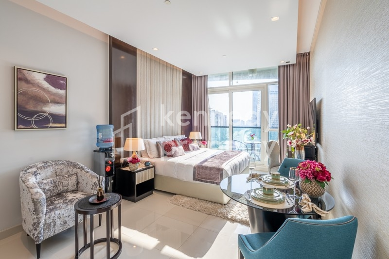 Prime Location | Downtown View | Fully Furnished