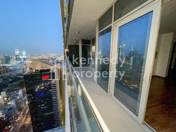 Spectacular Views I High Floor I Attractive Layout
