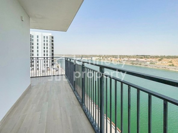 Full Canal View | Ready to Move In | High Floor