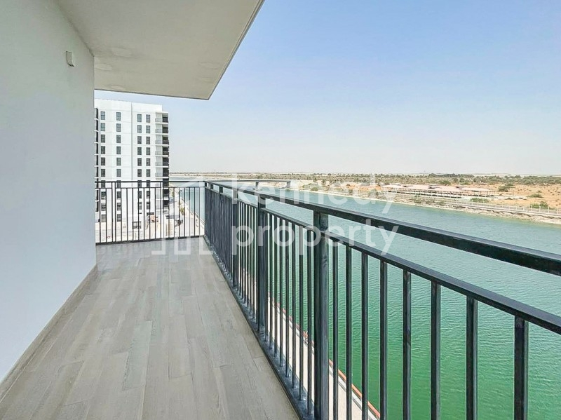 Full Canal View   Ready to Move In   High Floor