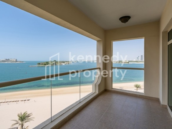 Full Sea View | High ROI | Well Maintained