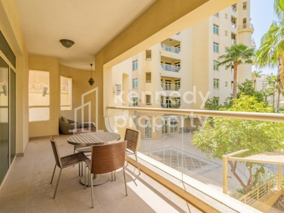 Fully Furnished | Beach Access | Chiller Free