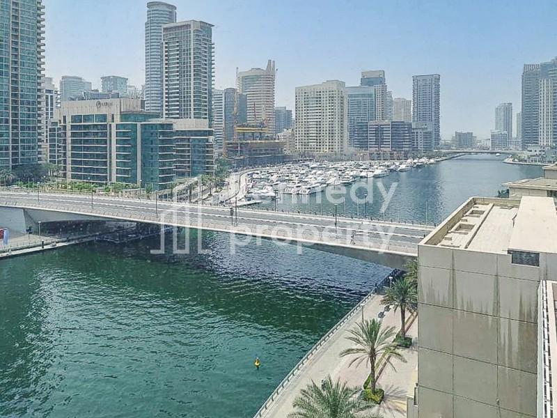Marina View | Spacious Layout | Study Room
